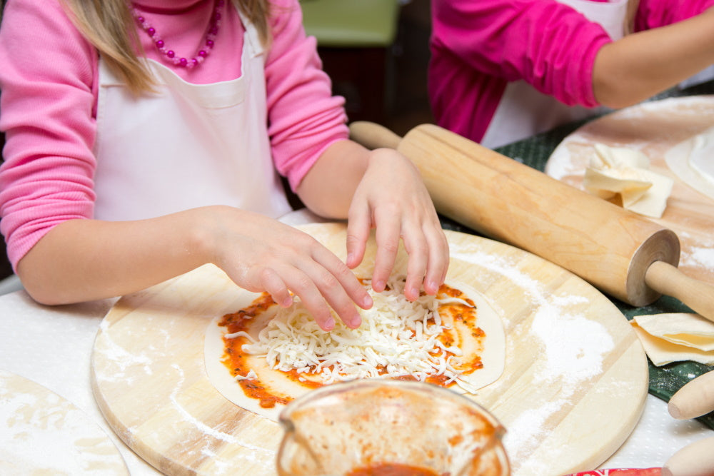 It's Pizza Time! Order Your Pizza Making Kit from The Cookie Cups
