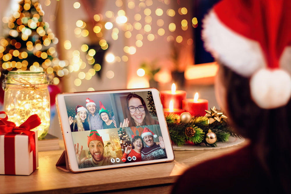 7 Holiday Activities to Do With Your Family Over Zoom