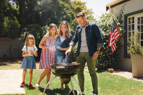 family, bbq, grilling, labor day