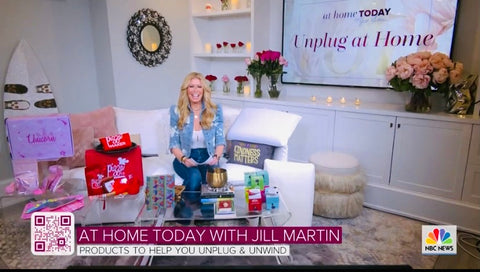At Home with Jill Martin - The Cookie Cups segment