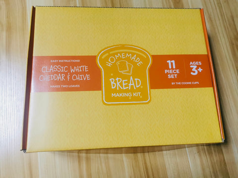 cookie cups bread making kit