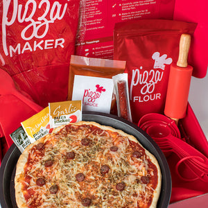 Pizza Making Kit by The Cookie Cups