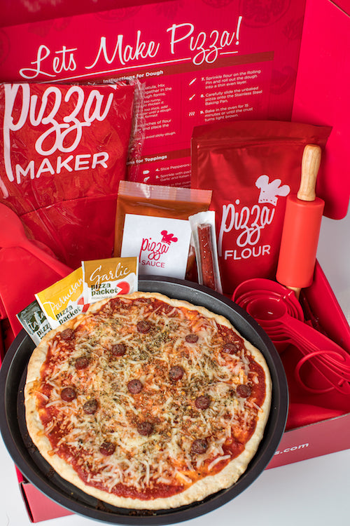 Pizza Making Kit by The Cookie Cups 1