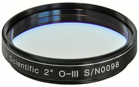 "Explore Scientific O-III Nebula Filter - 2"" - 310200 for $147.00 at Khan Scope Centre"