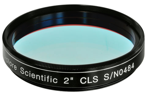 "Explore Scientific CLS Nebula Filter - 2"" - 310220 for $121.00 at Khan Scope Centre"