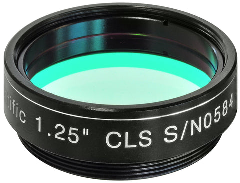 Explore Scientific CLS City Light Supression Filter [310225] for $69.99 at Khan Scope Centre