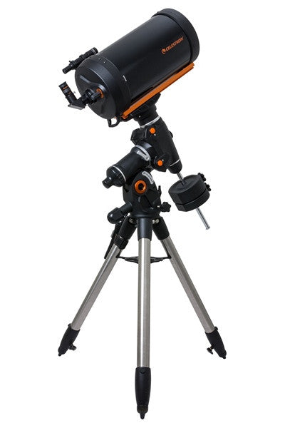 "Celestron CGEM II 925 SCT - 9.25"" Schmidt-Cassegrain on CGEM II GoTo Equatorial Mount - 12011 for <span class=money>$3509.00 CAD</span> at Khan Scope Centre"