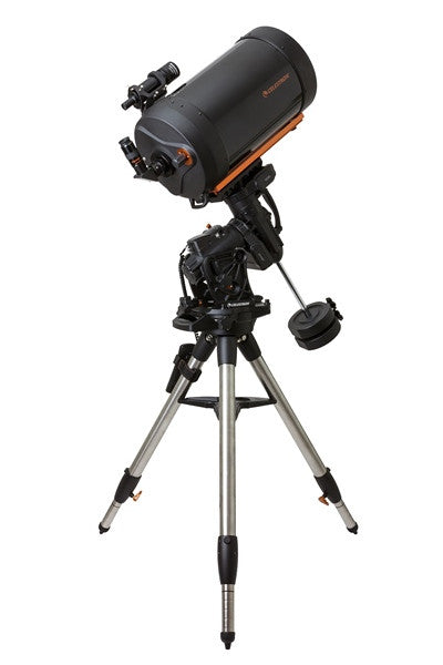 "Celestron CGX 925 SCT - 9.25"" Schmidt-Cassegrain on CGX GoTo Equatorial Mount - 12051 for $4318.65 at Khan Scope Centre"