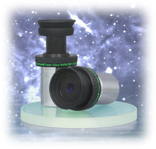 "Tele Vue 3-6mm Nagler Planetary Zoom Eyepiece - 1.25"" - ENZ-0306 for $538.40 at Khan Scope Centre"
