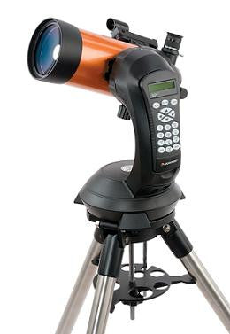 Celestron NexStar 4SE Computerized Telescope - 11049-FREE SHIPPING + Bonus! for <span class=money>$669.00 CAD</span> at Khan Scope Centre