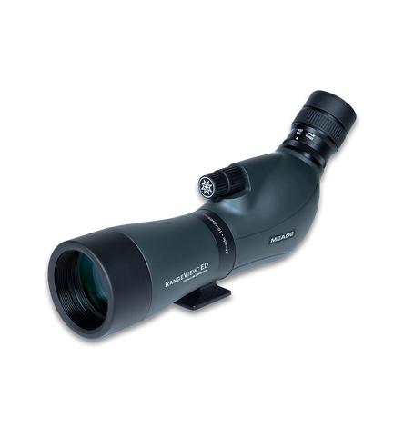 Meade 16-48x65mm RangeView ED Spotting Scope - 146000