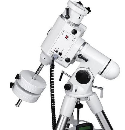 Sky-Watcher EQ6 SynScan GPS - Computerized GoTo Mount w/ Dual-Fit Saddle - BD180131 for $1872.00 at Khan Scope Centre
