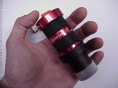 3X Five Element Barlow Lens for $143.00 at Khan Scope Centre