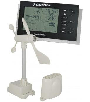 Celestron Deluxe Weather Station - 47009 for $140.64 at Khan Scope Centre