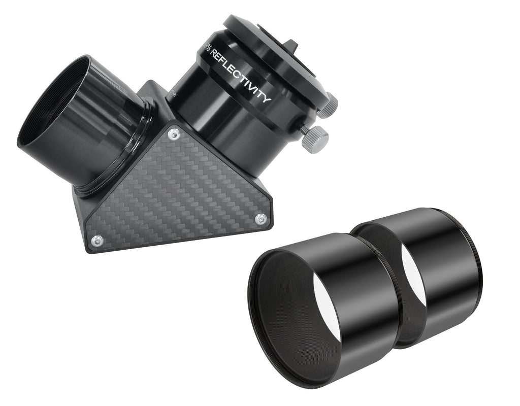 Explore Scientific Carbon Fiber ED127 f/7.5 APO Triplet with Hoya FCD100 Optics - FCD100-127075-CF for $3350.00 at Khan Scope Centre