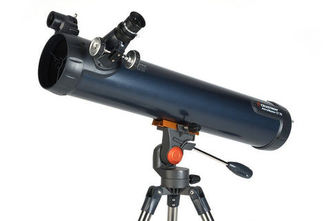 Celestron AstroMaster LT 76AZ Reflector Telescope - 31036 for <span class=money>$175.43 CAD</span> at Khan Scope Centre