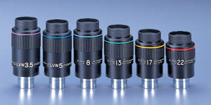"Vixen 5mm LVW Lanthanum Wide Telescope Eyepiece - 1.25"" - 3857 for $345.56 at Khan Scope Centre"