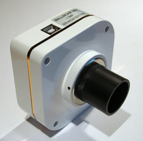 MallinCam 3MP Color Solar System Imager - MAL-SSI-L for $1188.00 at Khan Scope Centre