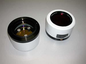 "Lunt Solar 60mm Ha Etalon Filter w/B1200 for 2"" Focuser - LS60FHa2/B1200 for $2806.97 at Khan Scope Centre"