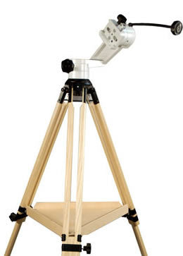Vixen StarGuy Altazimuth Pro Mount w/ Train-N-Track & Wood Tripod - SG5863M for $970.63 at Khan Scope Centre