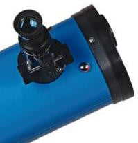 iOptron Cube-A N114 - 114mm Newtonian Reflector GoTo Telescope - Astro Blue - 8603B for $652.38 at Khan Scope Centre