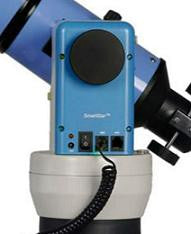 iOptron Cube-E R80 - 80mm GoTo Refractor Telescope - Astro Blue - 8502B for $387.76 at Khan Scope Centre