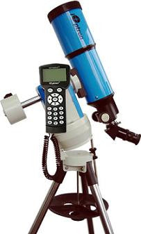 iOptron Cube-A R80 - 80mm GoTo Refractor Telescope - Astro Blue - 8602B for $652.38 at Khan Scope Centre