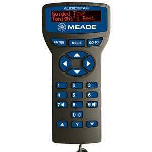 Meade AudioStar Controller - 07640 for $213.31 at Khan Scope Centre