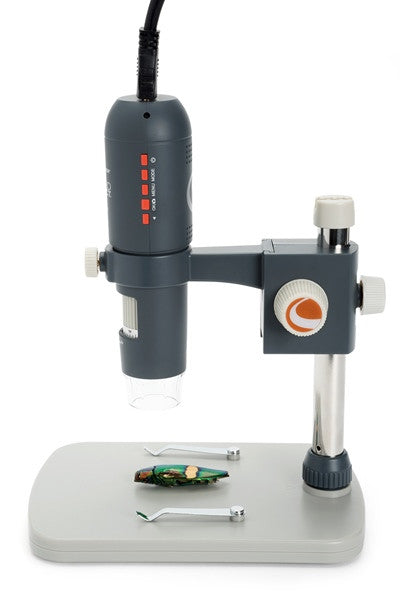 Celestron MicroDirect 1080p HD TV Handheld Digital Microscope - 44316 for $242.93 at Khan Scope Centre