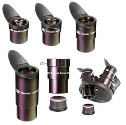 Baader Classic Q-Turret Eyepiece Set - BCQ-SET for $449.00 at Khan Scope Centre