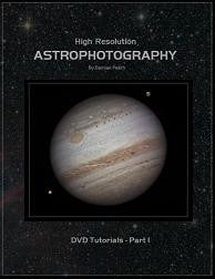 High Resolution Astrophotography by Damian Peach - DVD [PEACH-DVD]