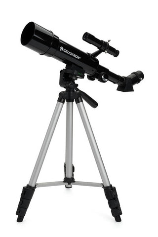 Celestron Travel Scope 50 Portable Telescope W/ Backpack - 21038 for <span class=money>$80.93 CAD</span> at Khan Scope Centre