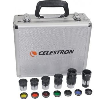 "Celestron Eyepiece and Filter Kit - 1.25"" - 94303"