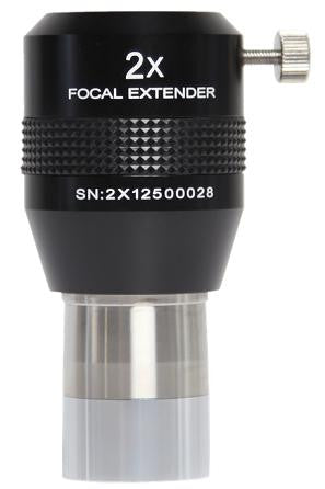 "Explore Scientific 2X Focal Extender - 1.25"" - FE02-125 for $147.00 at Khan Scope Centre"