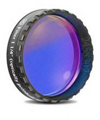Baader Dark Blue 435nm Bandpass Filter - Round Mounted - FCFDB- for $53.46 at Khan Scope Centre