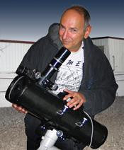 "Explore Scientific David H. Levy 152mm f/4.8 Comet Hunter - 6"" Maksutov-Newtonian Reflector Telescope - MN06048CF-05 for $1072.00 at Khan Scope Centre"