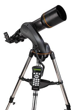 Celestron NexStar 102 SLT - 102mm Refractor Computerized Telescope - 22096 for $674.93 at Khan Scope Centre