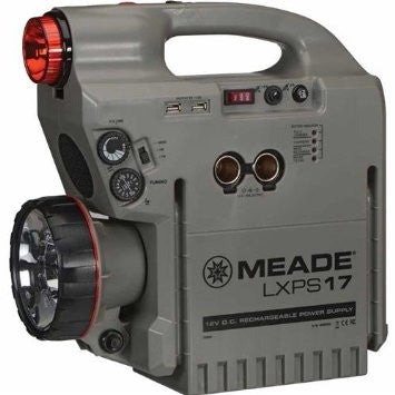 Meade Power Supply LXPS17 - 606002 for $211.19 at Khan Scope Centre