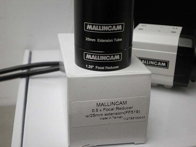 MallinCam Micro Camera Only, No Accessories - MICRO- for <span class=money>$135.00 CAD</span> at Khan Scope Centre