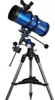 Meade Polaris 127mm German Equatorial Reflector bundle w deluxe carry case - 216005 for <span class=money>$254.84 CAD</span> at Khan Scope Centre