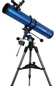 Meade Polaris 114mm German Equatorial Reflector  - 216004 for <span class=money>$199.77 CAD</span> at Khan Scope Centre