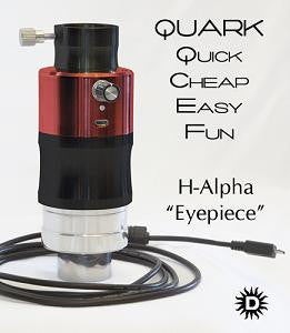 DayStar Quark Hydrogen Alpha Solar Eyepiece - Chromosphere - DSZ4C for $1285.64 at Khan Scope Centre