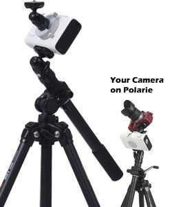 Vixen Polaire Star Tracker with Tripod & Two Ball Heads - 35517 for $805.12 at Khan Scope Centre