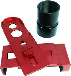 iOptron Universal Smartphone Eyepiece Adaptor - Red - 8432 for $85.10 at Khan Scope Centre