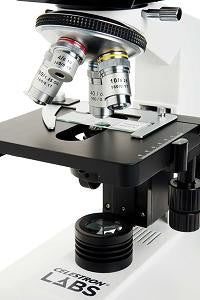 Celestron Labs CB2000C Binocular Compound Microscope - 44132 for $472.43 at Khan Scope Centre