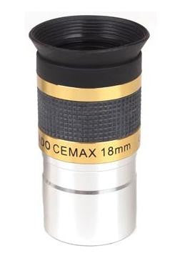 "Coronado Cemax 18mm Solar Eyepiece - 1.25"" - CE18 for $105.03 at Khan Scope Centre"