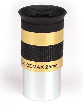 "Coronado Cemax 25mm Solar Eyepiece - 1.25"" - CE25 for $105.03 at Khan Scope Centre"