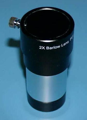 "2X Barlow Lens - 1.25"" for <span class=money>$65.00 CAD</span> at Khan Scope Centre"
