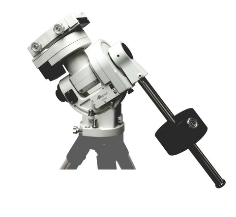 iOptron CEM60 Center-Balanced Equatorial Mount w/ iPolar  - 7200A