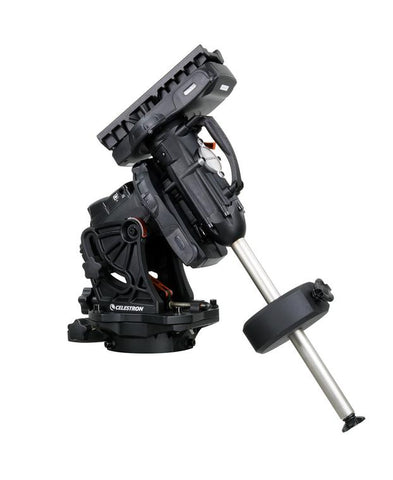 Celestron CGX-L Equatorial Mount Without Tripod - 91532